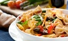 Casa Italia - Liverpool: Choice of Pizza, Pasta or Calzone Dishes for Two or Four at Casa Italia (50% Off)