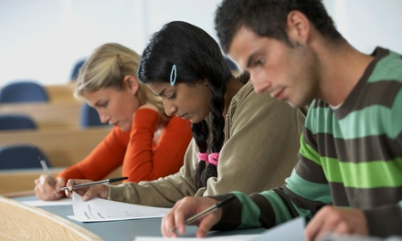 In-Class or Online SAT Prep Course from Prep Egg (Up to 60% Off). Three Options Available.