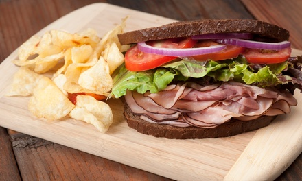 $12 for Three Groupons, Each Good for $7 Toward Sandwiches and Deli Food at Smackers ($21 Total Value)