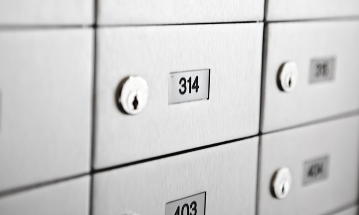 Beverly Hills Mailbox Center - Beverly Hills: 6-month Personal or Business Mailbox Rental Beverly Hills Mailbox Center (Up to 62% Off)
