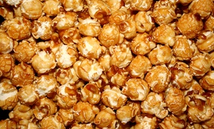 Popcorn Fharmacy: Gourmet Popcorn at Popcorn Fharmacy (Up to 52% Off). Two Options Available.