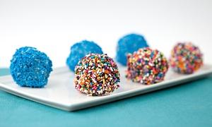 Sugar Buzz Buffet: One or Two Dozen Cupcakes or a Candy Buffet from Sugar Buzz Buffet (Up to 48% Off)