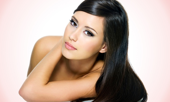 SimpleeBeautiful Westchester - White Plains: Chi Smoothing Treatment with Optional Haircut at SimpleeBeautiful Westchester (60% Off)