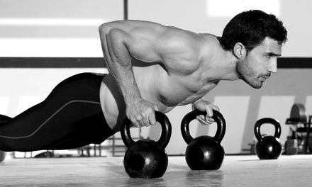 One- or Two-Month CrossFit Membership at CrossFit Iron Addict (Up to 74% Off)