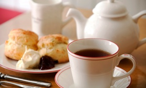 Up to 44% Off Tea Tasting with Scones at Chado Tea Room at Chado Tea Room, plus 6.0% Cash Back from Ebates.
