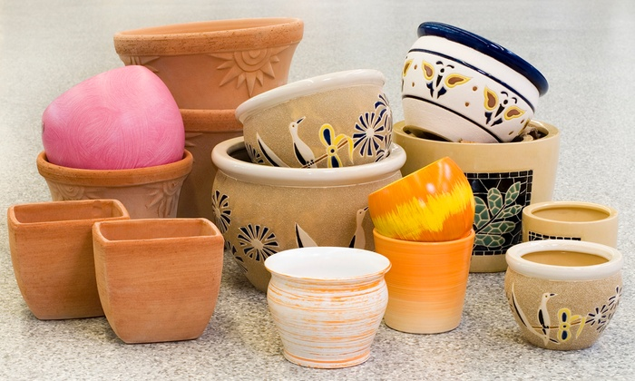 The Potter's Wheel - Kew Gardens: Two-Hour Pottery Class for One or Two at The Potter's Wheel (Up to 41% Off)