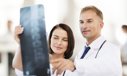 Spinal Exam, X-Rays, MRI Review, and Spinal Decompression Treatments at MD Health & Wellness (Up to 82% Off)