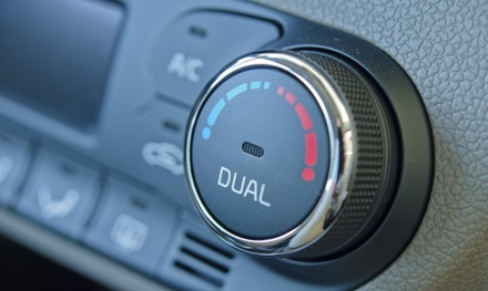 Car Air-Conditioning Recharge at Bishopbriggs MOT Centre (52% Off)