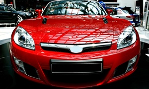 Chere's Auto Detail LLC: Wash and Wax, Interior Detail and Exterior Wash, or Full Auto Detail at Chere's Auto Detail (Up to 58% Off)