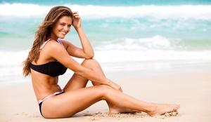 Skin Vitality: One or Three Spray Tans at Skin Vitality (53% Off)