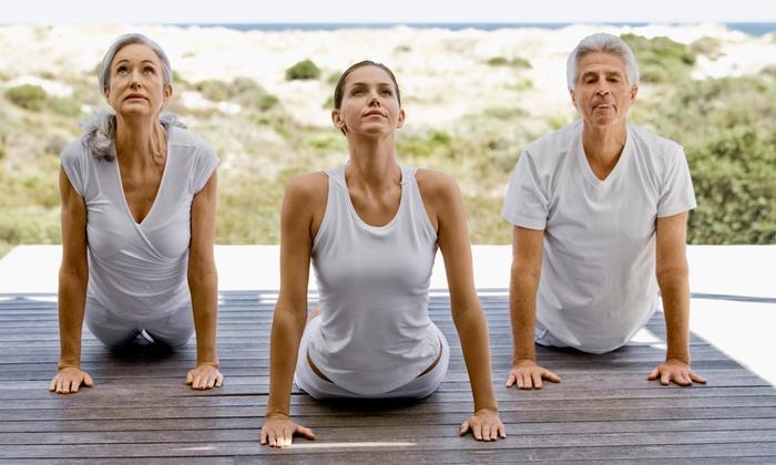 Indigo Yoga Studio - Indigo Yoga Studio: Ten Classes or One Month of Unlimited Classes from Indigo Yoga Studio (Up to 74% Off)