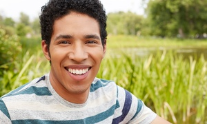 Advance Dental Office: 30- or 60-Minute In-Office Teeth Whitening at Advance Dental Office (Up to 82% Off)