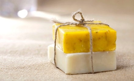 Advanced Soap-Making Workshop for One or Two at Lady-K Farm in Cedar Hill (Up to 60% Off)