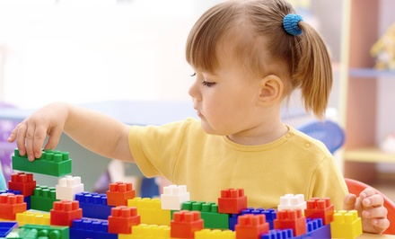 Four Weeks of Toddler Childcare or Preschool for One Child Age 3–5 at Kids Encounter (Up to 50% Off)