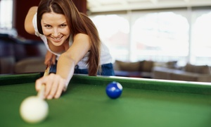 Dooly's Ottawa: Two Hours of Pool and Two Appetizers at Dooly's Ottawa (Up to 62% Off). Two Options Available.