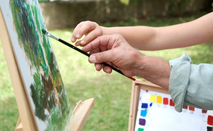One Day, Three Day, or One Week Summer Art Camp at Trazos Art Academy (56% Off)