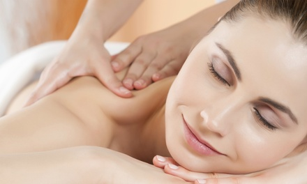 One or Three 60-Minute Custom Therapeutic Massages (Up to 67% Off)