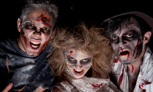 Jo-Don Farms: Haunted Zoo Admission and Haunted Hayride for Two, Four, or Six at Jo-Don Farms (Up to $20 Off)