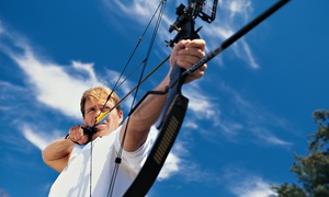 Blue Sky Media: $99 for a VIP Annual Pass to Cinnamon Creek Ranch Archery ($199 Value)