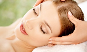 Bella Sareena: Facial, 60-Minute Massage, and Optional Body Scrub at Bella Sareena (Up to 52% Off)
