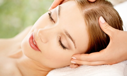 One, Three, or Five 60-Minute Custom Massages at A Simple Touch (Up to 52% Off)