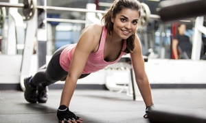 Fitness Planet Club: Karnet open na siłownię, fitness, saunę i więcej od 54,99 zł w Fitness Planet Clubw Zabrzu