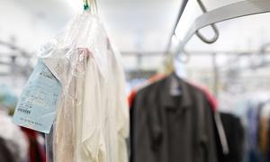 Lavasusy: Lavaggio e stiratura fino a 20 capi a scelta più 2 piumoni alla lavanderia Lavasusy (sconto fino a 68%)