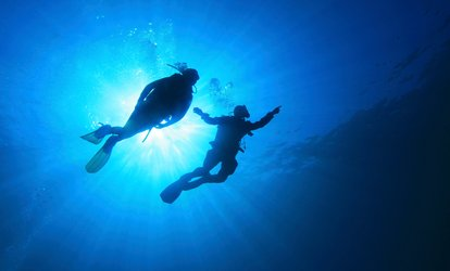 image for Two-Hour Discover Scuba Session for One or Two at Hidden Depths Scuba School (Up to 56% Off)