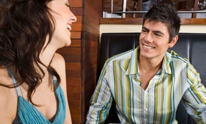 DateinaDash: Choice of Speed Dating or Singles Event for £8 with DateinaDash (64% Off)