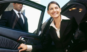 Limos 4 Denver: Two Hours of SUV, Chrysler 300c Stretch Car, or Party Bus Service from Limos 4 Denver (Up to 50% Off)
