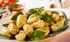 47% Off Italian Food at Cucina Bella in Algonquin
