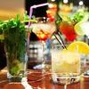 Cocktails und Fingerfood für Zwei