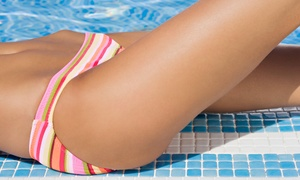 Shades of Gold Spray Tans: One, Three, or Five Spray Tans at Shades of Gold Spray Tans (Up to 61% Off)