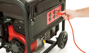 Riteway Electric: $380 for Generator-Maintenance Service from Riteway Electric ($600 Value)