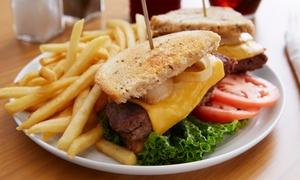 Locanda Dei Tre Castelli: Menu hamburger di Chianina con dolce e vino per 2 o 4 persone alla Locanda Dei Tre Castelli (sconto fino a 63%)