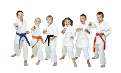 Four or Eight Weeks of Kids-Karate Classes with Uniform at Kiefer's <strong>Martial Arts</strong> (Up to 81% Off)