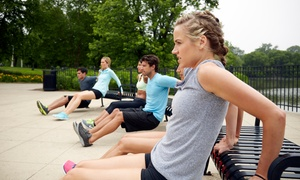 Rock and Run Boot Camp: Four-Weeks of Boot Camp Classes for One or Two at Rock and Run Boot Camp (Up to 62% Off)