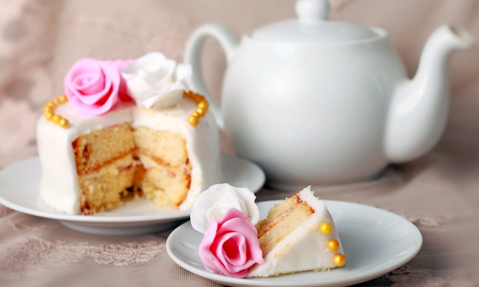 Mandy's Tea Parties/Bellas Tea Parties - New York City: Basic, Big Hat, or High Tea Party Package for Six with Light Lunch from Bella's Tea Parties (49% Off)