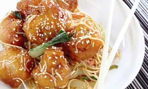 Chick N Treats: $12 for $20 Worth of Asian Lunch or Dinner at Chick N Treats