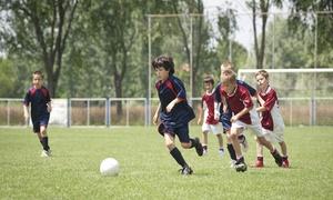 Redbox Piłkarska Akademia: Szkółka piłkarska: 1 miesiąc zajęć za 39,99 zł i więcej opcji w Piłkarskiej Akademii Red Box w Katowicach (do -47%)