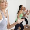 Lezioni di zumba e aerobica