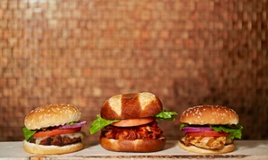 Doubledays: Contemporary American Food at Doubledays (Up to 52% Off). Six Options Available.