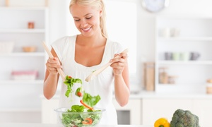 Energy with Nutrition: 90-Minute Nutritionist Consultation with Optional 30-Minute Hypnosis Session at Energy with Nutrition (Up to 64% Off)