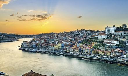 Oporto: 2 o 3 noches para 2 adultos con desayuno, crucero y visita en Hotel Park Valongo u Hotel Park Porto Gaia