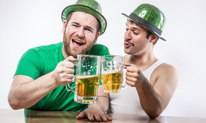 Boston Leprecrawl: Admission to Boston Leprecrawl for One or Two on Saturday, March 12 (Up to 54% Off)