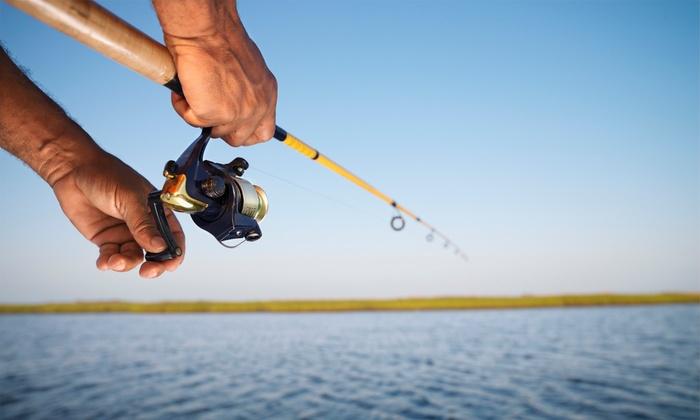 Deep sea fishing new smyrna groupon