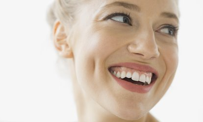 93% Off Dental Exam and Life-Time Whitening