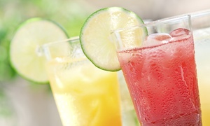 Summer Tippler: Summer Tippler Cocktail Passbook for One or Two (Up to 50% Off)
