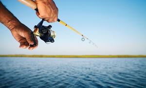 40° parallelo: Pesca sportiva in alto mare per 2 o 4 persone da 40° parallelo (sconto fino a 41%)