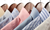 Up to £50 to Spend on Shirts Dry Cleaning at Dry-Ice Dry Cleaners (50% Off)
